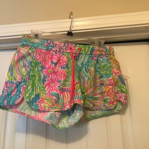 Lilly luxletic shorts